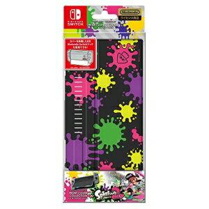 ニンテンドー/Nintendo Switchパーツ/FRONT COVER COLLECTION for Nintendo Switch(splatoon2)Type-A/CFC-001-1