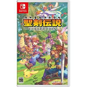 ニンテンドー/Nintendo Switchソフト/聖剣伝説コレクション/HAC-P-ADAVA