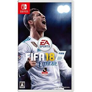 【取寄商品】 ニンテンドー/FIFA 18/Nintendo Switchソフト/HAC-P-ADCEA