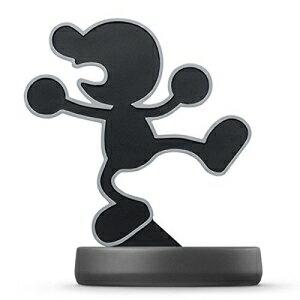 【送料込み】 【取寄商品】 ニンテンドー/amiibo Mr.ゲーム&ウォッチ (大乱闘スマッシュブラザーズシリーズ)/Wii Uパーツ/NVL-C-AABX