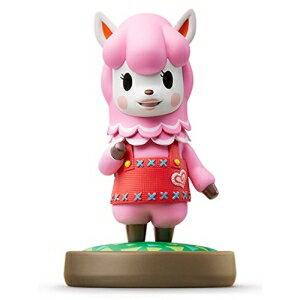 【送料込み】 【取寄商品】 ニンテンドー/amiibo リサ (どうぶつの森シリーズ)/Wii Uパーツ/NVL-C-AJAG