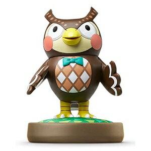 【送料込み】 【取寄商品】 ニンテンドー/amiibo フータ (どうぶつの森シリーズ)/Wii Uパーツ/NVL-C-AJAJ