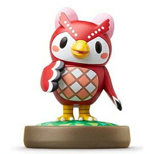 【送料込み】 【取寄商品】 ニンテンドー/amiibo フーコ (どうぶつの森シリーズ)/Wii Uパーツ/NVL-C-AJAK