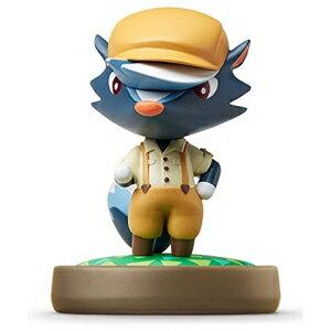 【送料込み】 【取寄商品】 ニンテンドー/amiibo シャンク (どうぶつの森シリーズ)/Wii Uパーツ/NVL-C-AJAM