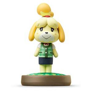 【送料込み】 【取寄商品】 ニンテンドー/amiibo しずえ(夏服) (どうぶつの森シリーズ)/Wii Uパーツ/NVL-C-AJAN