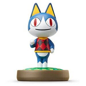 【送料込み】 【取寄商品】 ニンテンドー/amiibo みしらぬネコ (どうぶつの森シリーズ)/Wii Uパーツ/NVL-C-AJAP
