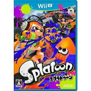 【取寄商品】 ニンテンドー/Splatoon(スプラトゥーン)/Wii Uソフト/WUP-P-AGMJ
