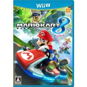 【取寄商品】 ニンテンドー/マリオカート8/Wii Uソフト/WUP-P-AMKJ
