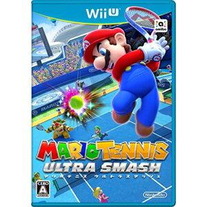 【取寄商品】 ニンテンドー/マリオテニス ウルトラスマッシュ/Wii Uソフト/WUP-P-AVXJ