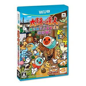 【取寄商品】 ニンテンドー/太鼓の達人 あつめて★ともだち大作戦! /Wii Uソフト/WUP-P-BT3J
