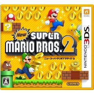 ニンテンドー/3DSソフト/New スーパーマリオブラザーズ2/CTR-P-ABEJ