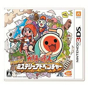 ニンテンドー/3DSソフト/太鼓の達人 ドコドン! ミステリーアドベンチャー/CTR-P-BT8J