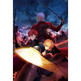 BD/Fate/stay night(Unlimited Blade Works) Blu-ray Disc Box Standard Edition(Blu-ray)/TVアニメ/ANSX-14891 [1/22発売]