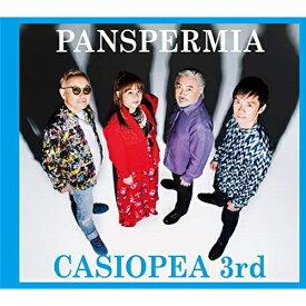CD/PANSPERMIA (Blu-specCD2+DVD)/CASIOPEA 3rd/HUCD-10284