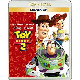 BD/トイ・ストーリー2 MovieNEX(Blu-ray) (Blu-ray+DVD)/ディズニー/VWAS-1501