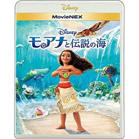 BD/モアナと伝説の海 MovieNEX(Blu-ray) (Blu-ray+DVD) (通常版)/ディズニー/VWAS-6492