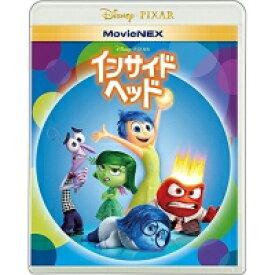 BD/インサイド・ヘッド MovieNEX(Blu-ray) (本編Blu-ray+特典Blu-ray+本編DVD)/ディズニー/VWAS-6188