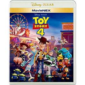 BD/トイ・ストーリー4 MovieNEX(Blu-ray) (本編Blu-ray+特典Blu-ray+本編DVD)/ディズニー/VWAS-6947 [11/2発売]