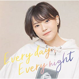 【取寄商品】 CD/Every day, Every night/三阪咲/BSRC-1001