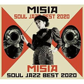 CD/MISIA SOUL JAZZ BEST 2020 (CD+DVD) (初回生産限定盤B)/MISIA/BVCL-30052 [1/22発売]