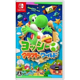 【お取り寄せ】 ニンテンドー/ヨッシークラフトワールド/Nintendo Switchソフト