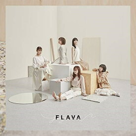 CD/FLAVA (CD+DVD) (紙ジャケット) (初回生産限定盤A)/Little Glee Monster/SRCL-11050