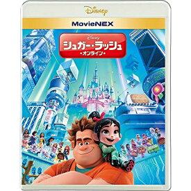 BD/シュガー・ラッシュ:オンライン MovieNEX(Blu-ray) (Blu-ray+DVD)/ディズニー/VWAS-6813