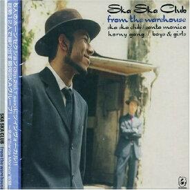 CD/from the warehouse/SKA SKA CLUB/LTDC-12