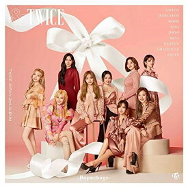 CD/&TWICE -Repackage- (CD+DVD) (初回限定盤)/TWICE/WPZL-31720