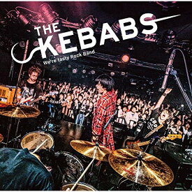 CD/THE KEBABS (通常盤)/THE KEBABS/TECI-1673 [2/26発売]