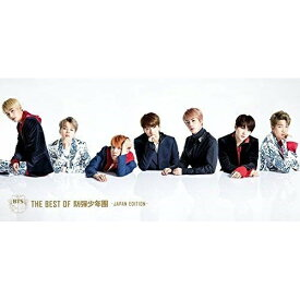 CD/THE BEST OF 防彈少年團-JAPAN EDITION- (CD+DVD) (豪華初回限定盤)/BTS(防彈少年團)/PCCA-4488