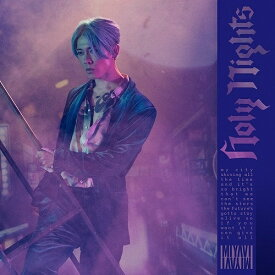 CD/Holy Nights (CD+DVD) (初回限定盤B)/MIYAVI/TYCT-69172 [4/22発売]