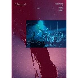 DVD/Sleepless in Japan Tour -Final-/(Alexandros)/UPBH-1489