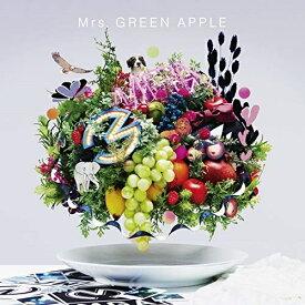 CD/5 (CD+DVD) (初回限定盤)/Mrs.GREEN APPLE/UPCH-29363