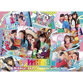 CD/MIRAGE☆BEST 〜Complete mirage2 Songs〜 (CD+DVD) (初回生産限定盤)/mirage2/AICL-3893