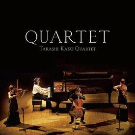 CD/QUARTET (ハイブリッドCD)/加古クァルテット/AVCL-25497