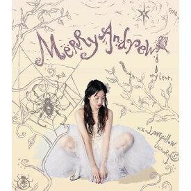 CD/Merry Andrew/安藤裕子/CTCR-14454