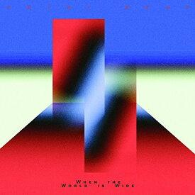 CD/WHEN THE WORLD IS WIDE (紙ジャケット)/YKIKI BEAT/PCD-93934