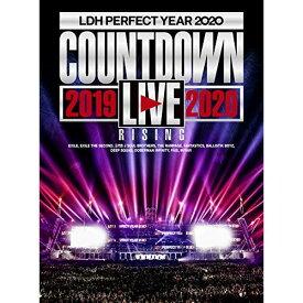 "BD/LDH PERFECT YEAR 2020 COUNTDOWN LIVE 2019→2020 ""RISING""(Blu-ray) (2Blu-ray(スマプラ対応))/オムニバス/RZXD-77163"