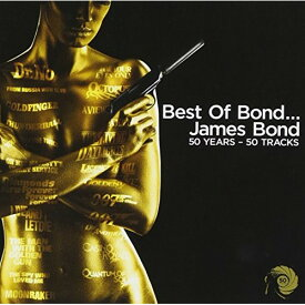 CD/ベスト・オブ・ボンド 007 50YEARS-50TRACKS 50周年アニヴァーサリー・コレクション (解説歌詞対訳付)/サウンドトラック/TOCP-71462