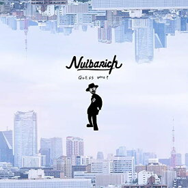 CD/GUESS WHO? (歌詞付/紙ジャケット)/Nulbarich/VICL-65124