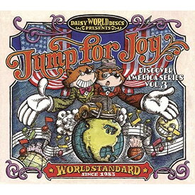 ★CD/JUMP FOR JOY/WORLD STANDARD/EGDS-79