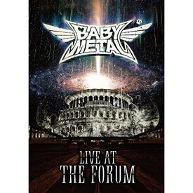 DVD/LIVE AT THE FORUM/BABYMETAL/TFBQ-18224