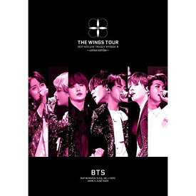 BD/2017 BTS LIVE TRILOGY EPISODE III THE WINGS TOUR 〜JAPAN EDITION〜(Blu-ray) (初回限定版)/BTS(防弾少年団)/UIXV-90019