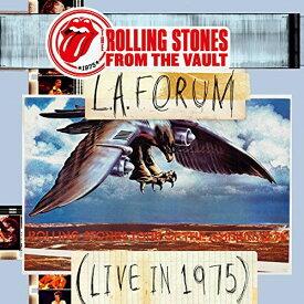 CD/L.A.フォーラム〜ライヴ・イン・1975 - 7/13 ニュー・ミックス・ヴァージョン (SHM-CD) (解説歌詞対訳付) (初回生産限定盤)/ザ・ローリング・ストーンズ/UICY-79176 [7/29発売]