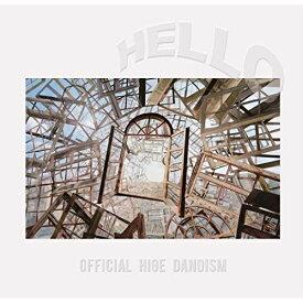 ▼CD/HELLO EP (CD+DVD)/Official髭男dism/PCCA-4960 [8/5発売]
