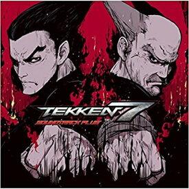 ★CD/鉄拳7 サウンドトラック PLUS/ゲーム・ミュージック/SRIN-1137