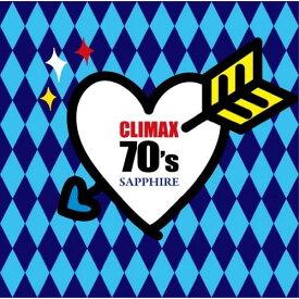 CD/クライマックス 70's サファイア/オムニバス/MHCL-1690