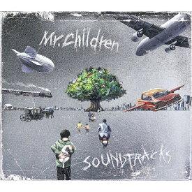 CD/SOUNDTRACKS (CD+DVD) (32Pブックレット) (初回限定盤 A)/Mr.Children/TFCC-86733 [12/2発売]