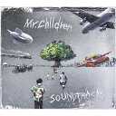 CD/SOUNDTRACKS (CD+Blu-ray) (32Pブックレット) (初回限定盤 B)/Mr.Children/TFCC-86734 [12/2発売]